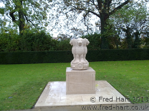 Memorial to Indian Soldiers