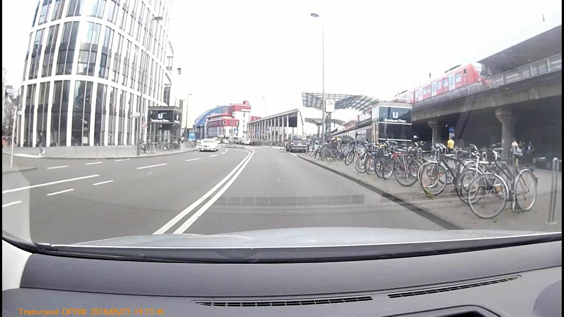 Overloon to Köln