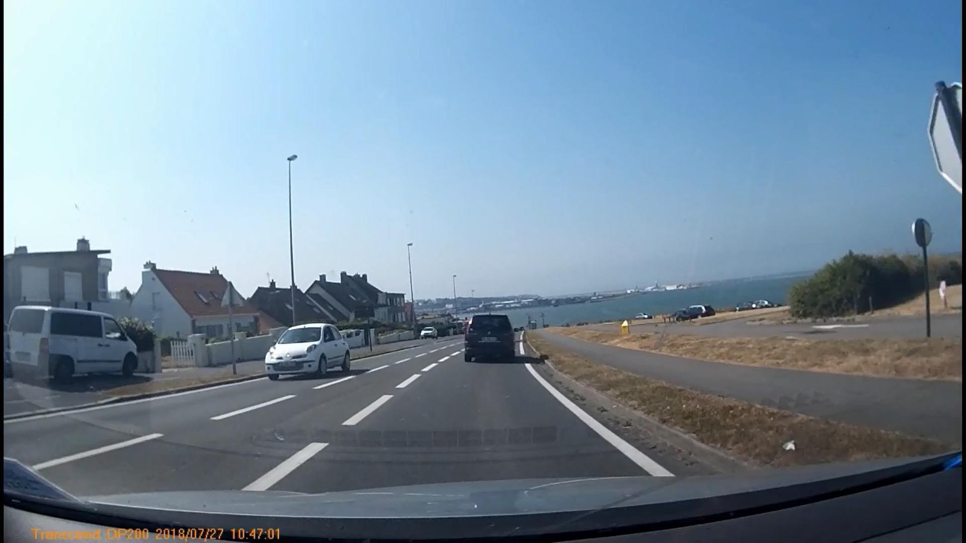 Calais to Boulogne-sur-Mer