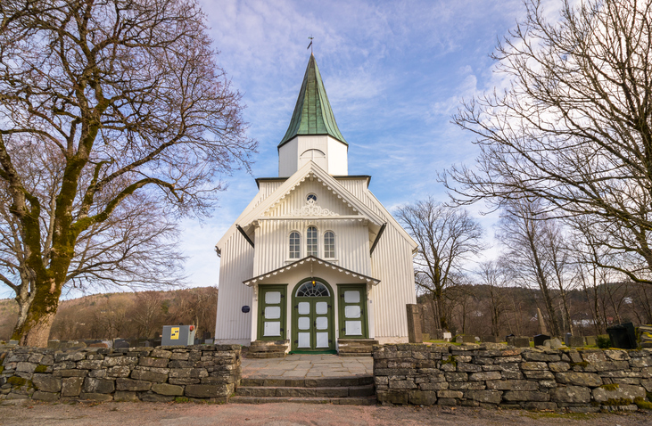 Kristiansand: Oddernes Kirke