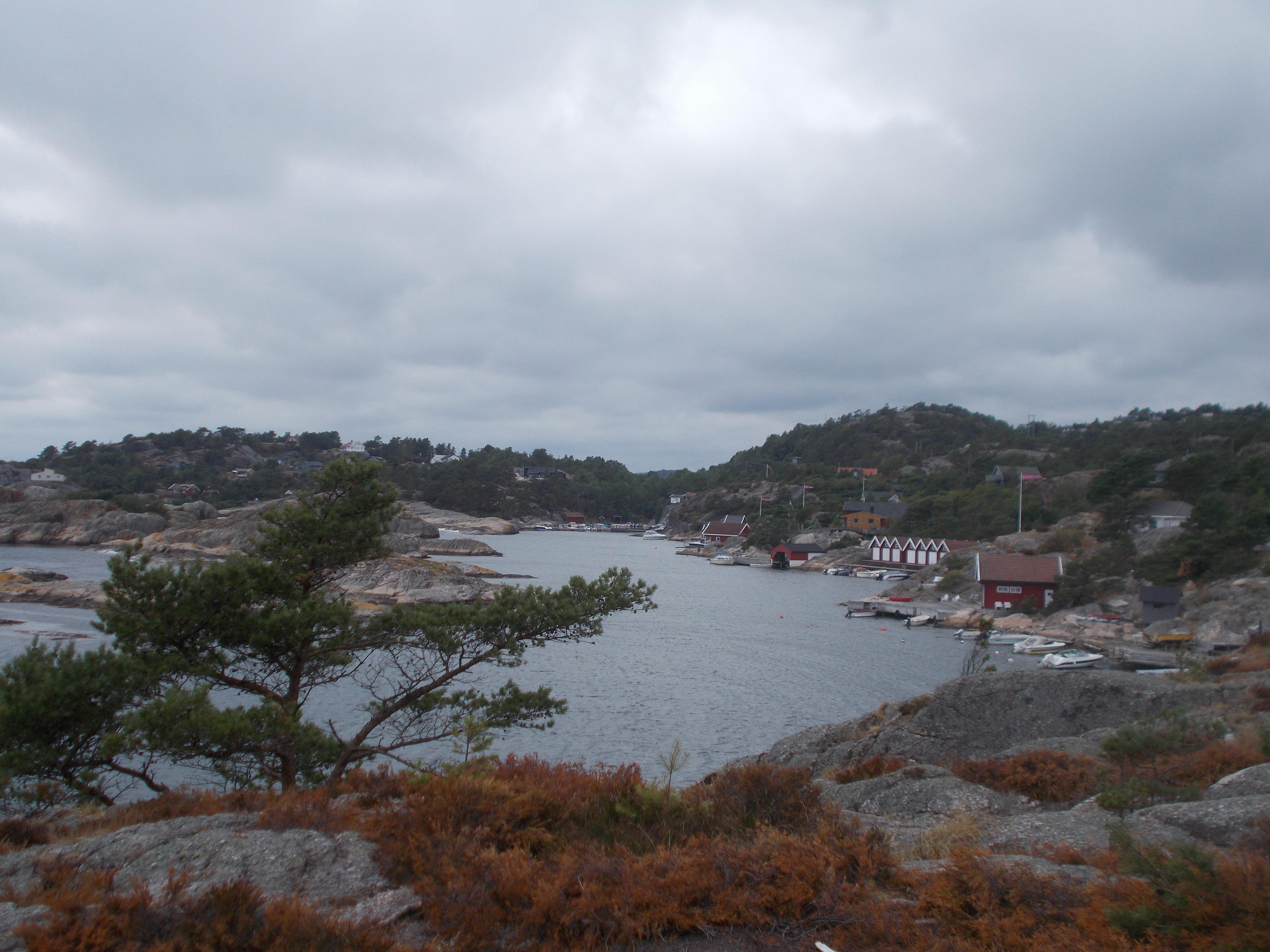 Kristiansand to Romsviga