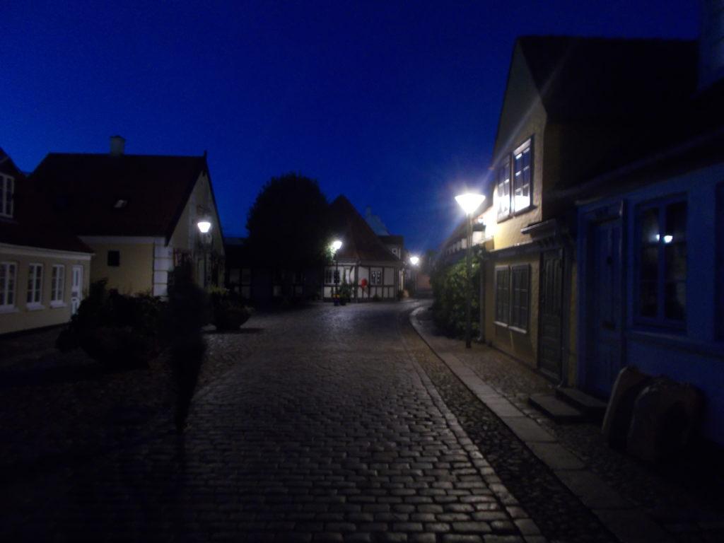 Hirtshals to Odense