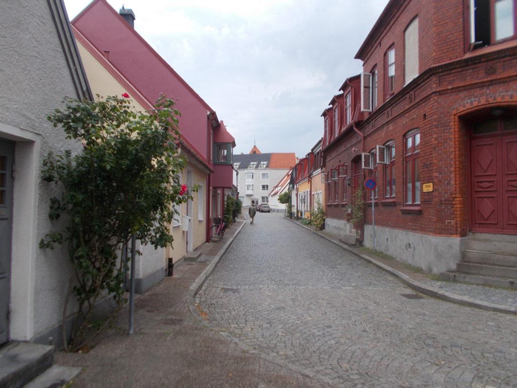 Löderups Strandbad to Ystad