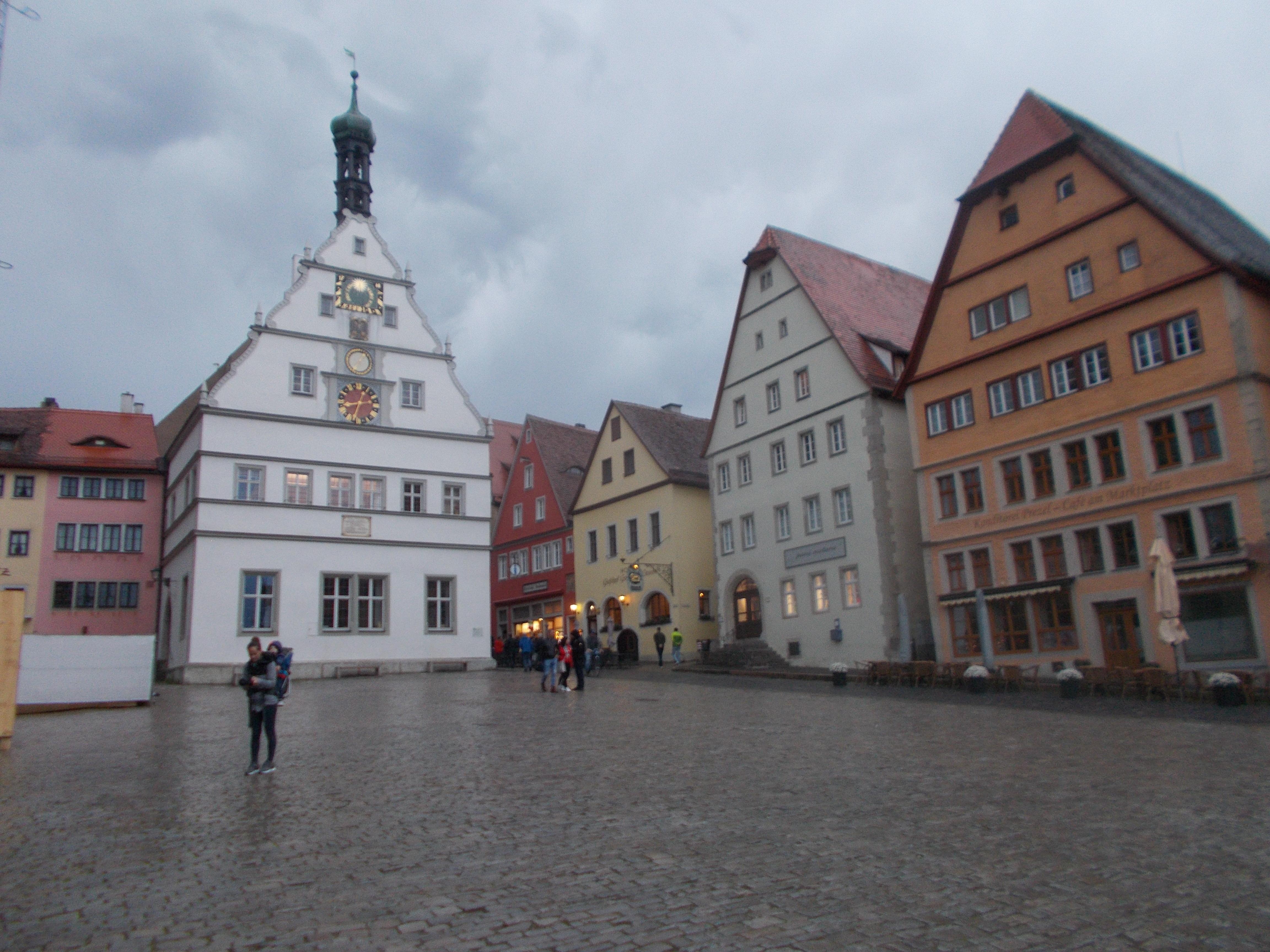 Königswinter to Rothenburg-ob-der-Tauber