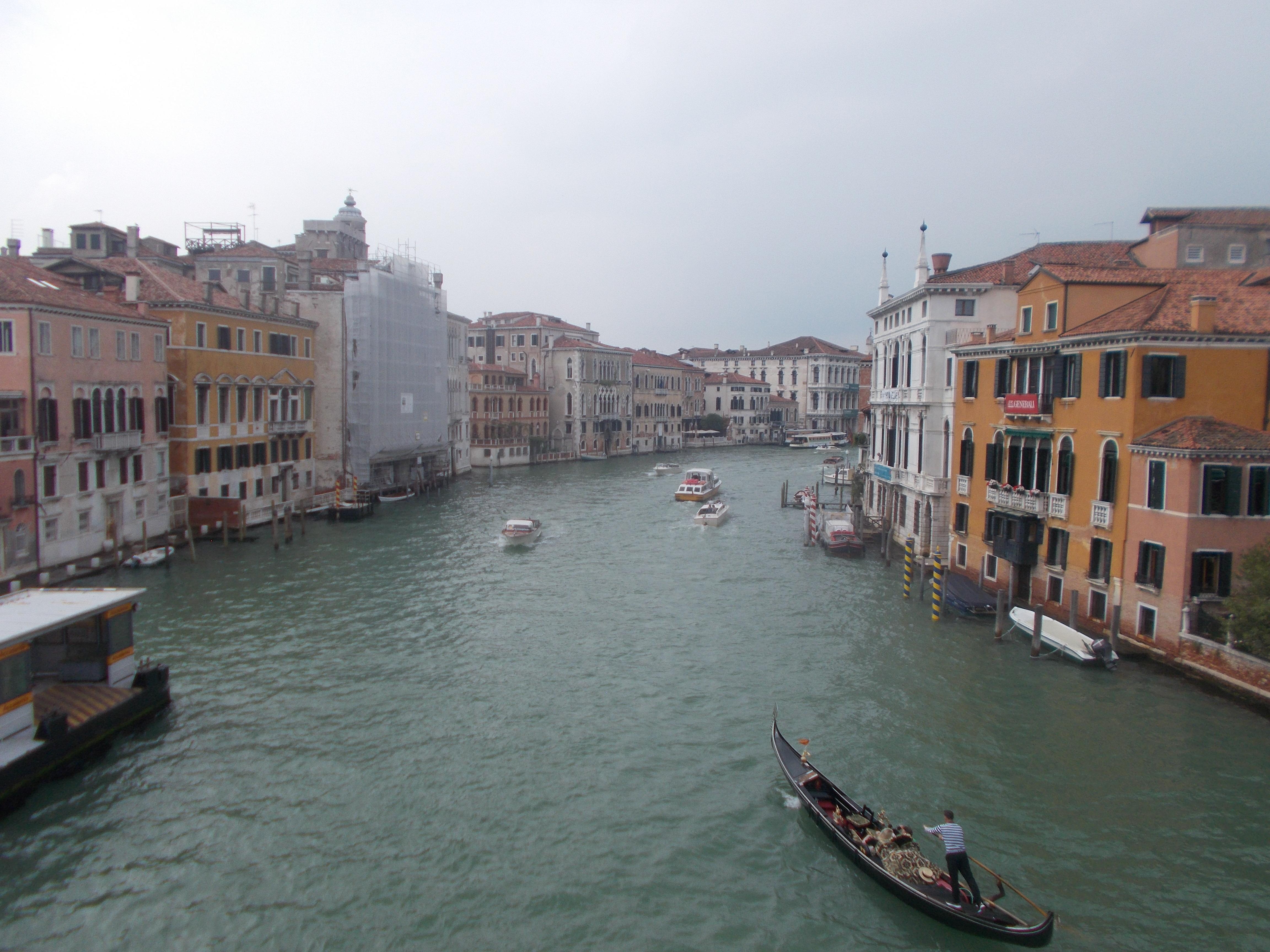 Sterzing to Venice