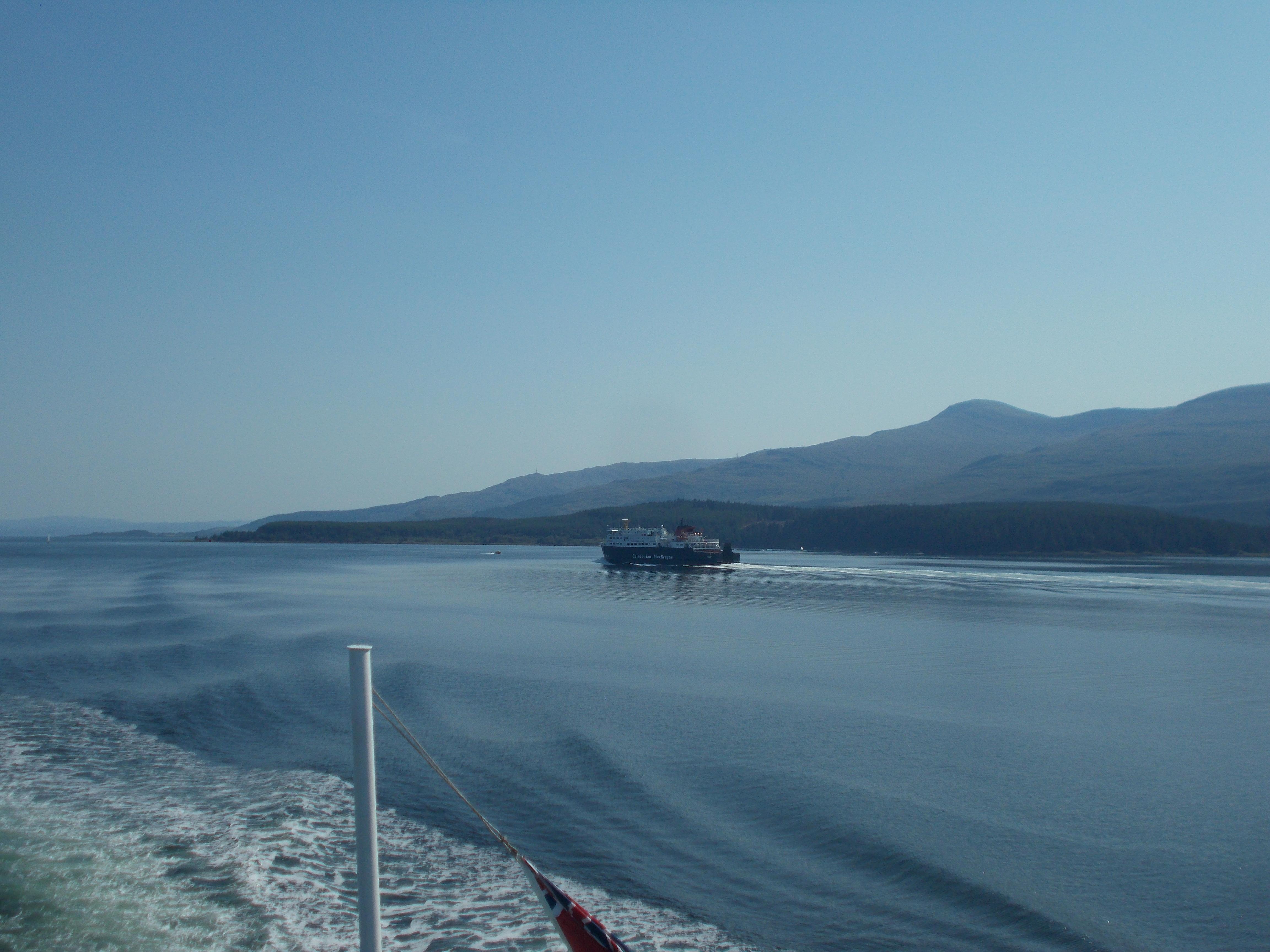 Oban to Castlebay