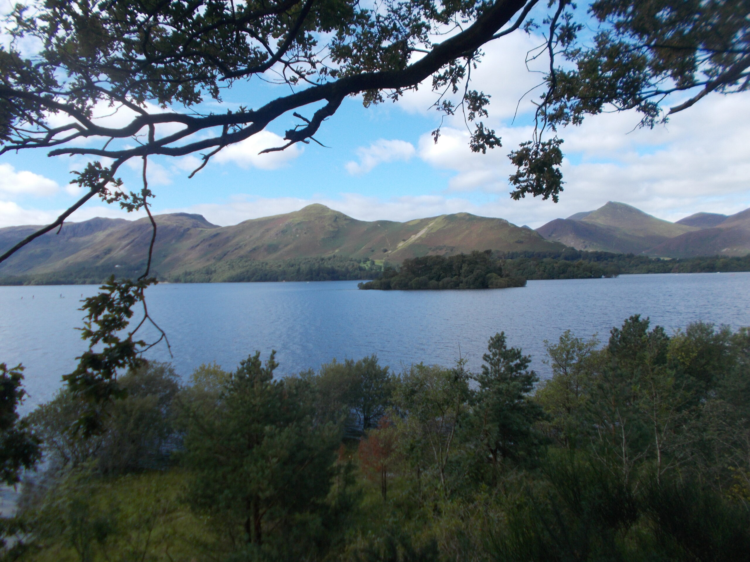Land's End to Keswick (Part 2: To Gloucester Services)