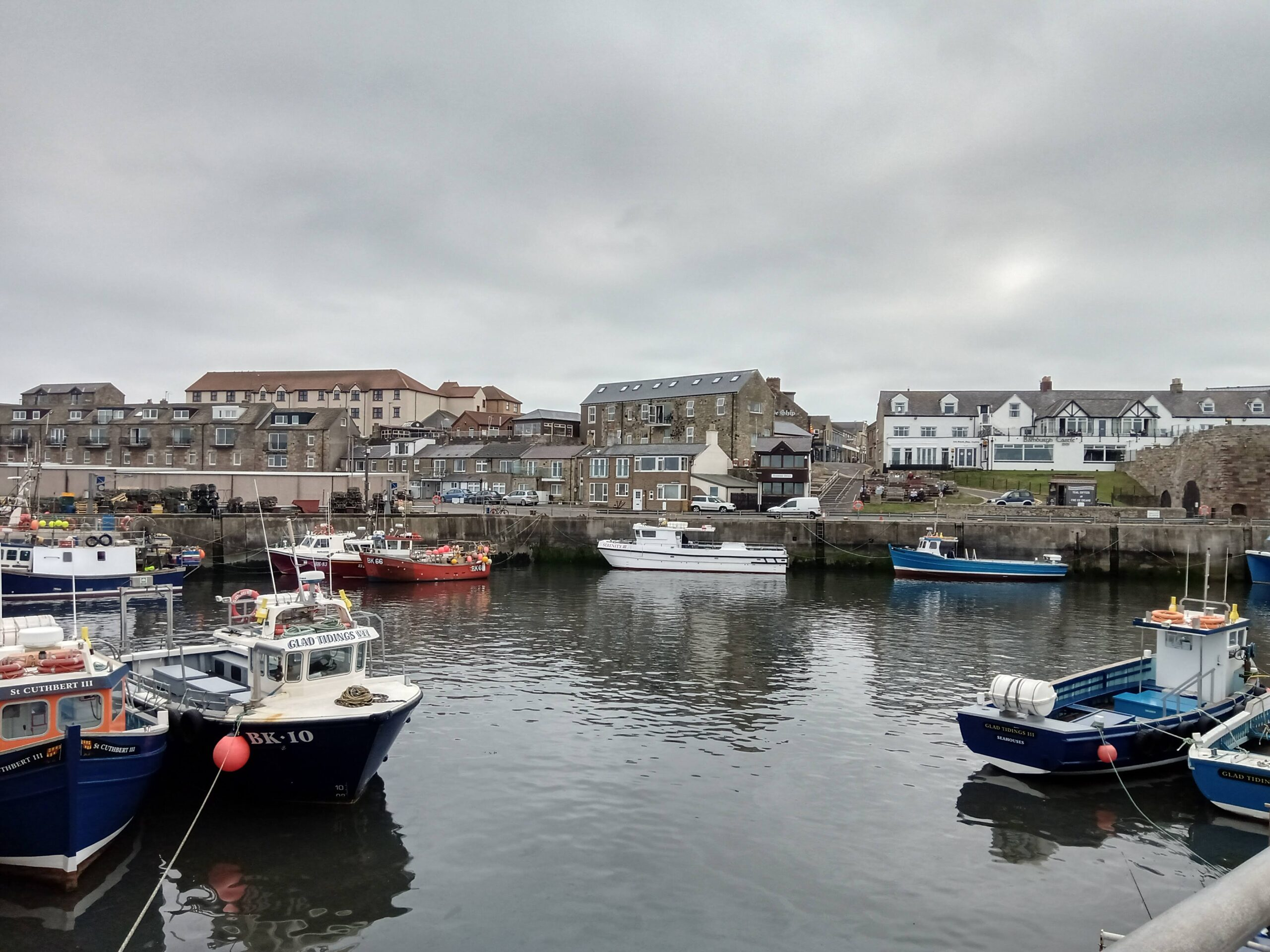 Yorkshire to Seahouses
