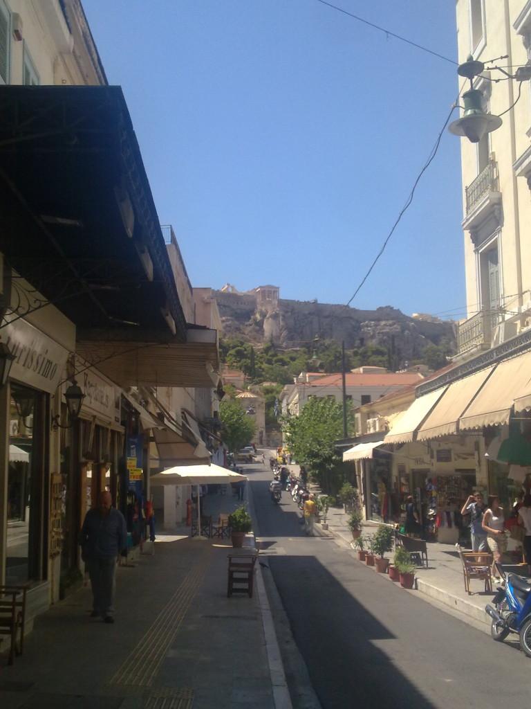 Plaka Acropolis