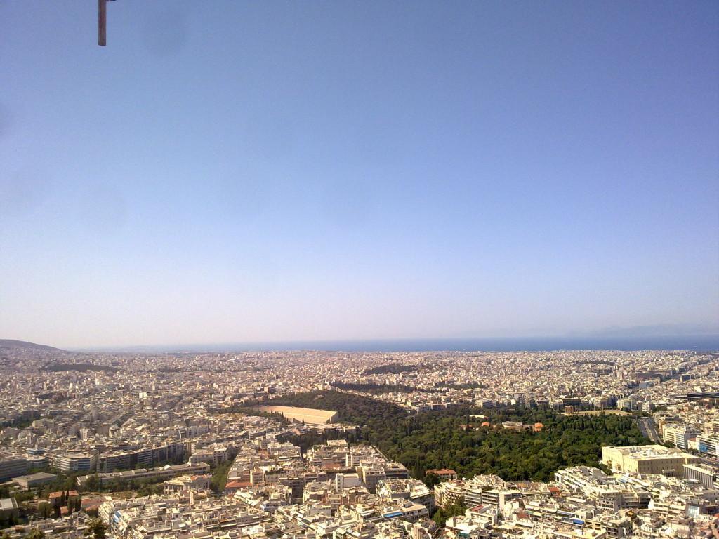 Lykavittos View
