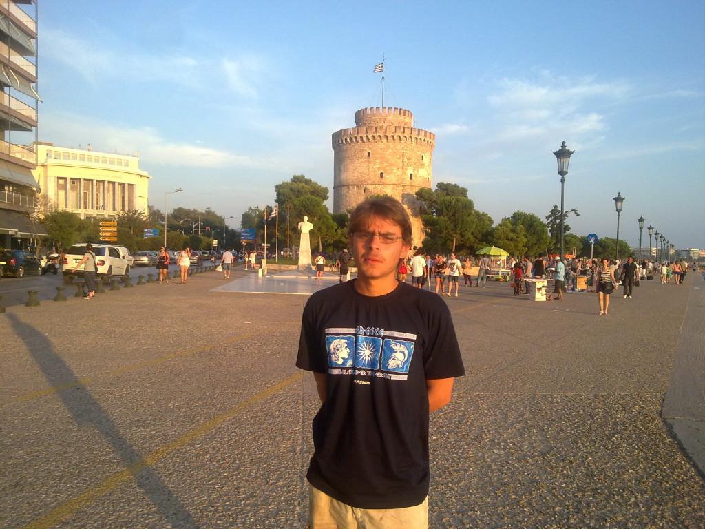 White Tower of Thessaloniki / Ο Λευκός Πύργος Θεσσαλονίκης