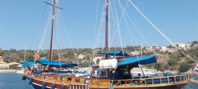 Boat Trip: All Aboard the M/S Christina