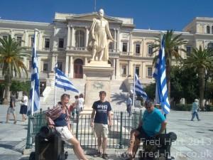 Ermoupoli Town Hall