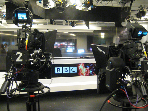 Studio 34D, BBC Egdon House