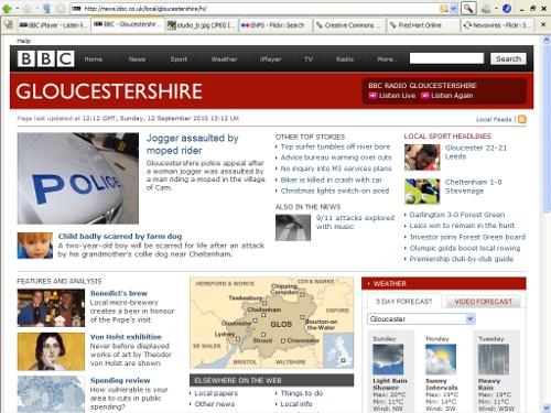 bbc.co.uk/gloucestershire