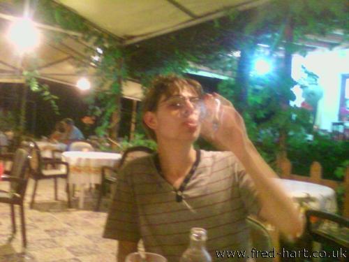 Zack's Taverna, Ag. Geiorgos Arguradon