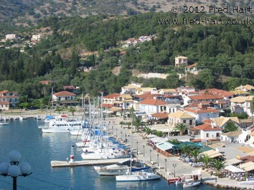 Sivota's Harbour