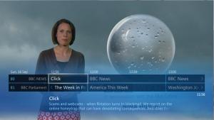 BBC News EPG