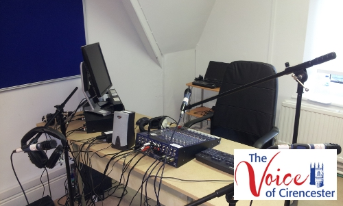 Corinium Radio Studio