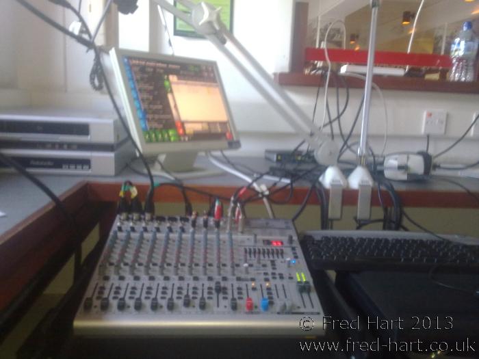 Wychwood FM Studio