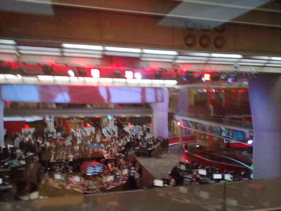 BBC TV Newsroom