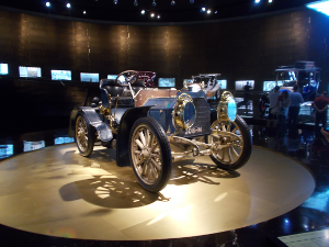 The First Mercedes