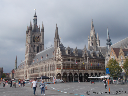 Centre of Ieper