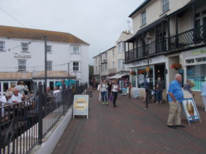 Sidmouth High Street