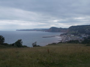 Sidmouth from Above