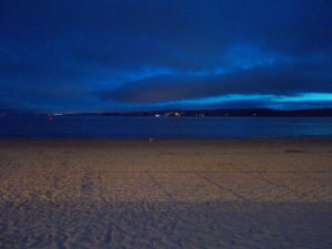 Exmouth at Night